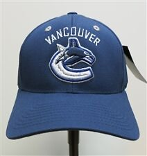Vancouver Canucks Old Time Hockey Orca Flex Fit Hat OSFM