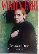 Vanity Fair Magazine November 1996 Madonna Natalie Portman SUBSCRIPTION Version