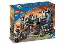NEW Lego Duplo Knight's CASTLE 4777 Sealed Boys Girls Ships World Wide