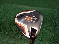 CALLAWAY X2 HOT 9.0* DRIVER FUBUKI 65g REGULAR FLEX GRAPHITE SHAFT USED RH