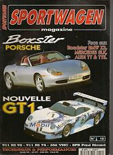 SPORTWAGEN 19 PORSCHE 964 RS 3.6 JB RACING 911 CARRERA 2.7 356 B SUPER 90 COUPE