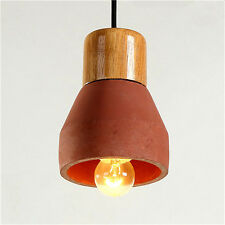 Retro Chandelier Industrail Vintage Pendant Light Shop Hotel Modern Ceiling Lamp