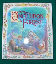 Once upon a Forest by Carol Grosvenor (1993, Hardcover)