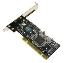 Masscool XWT-RC040 PCI Card 4 internal SATA Accessory for Motherboard