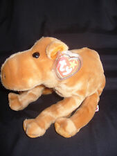 TY BEANIE BUDDY HUMPHREY THE CAMEL - RETIRED WITH TAG