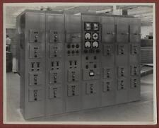 Switchboard. South Wales Switchgear vintage  photograph   LB35