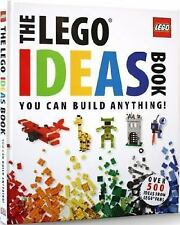 The LEGO Ideas Book: You Can Build Anything! by DK