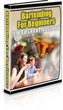 Bartending For Beginners - PDF Ebook