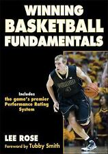 Winning Basketball Fundamentals by Lee Rose (2012, Paperback)