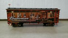 Budweiser Holiday Express Train Car HO - Hawthorne Village Collectible