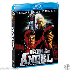 DARK ANGEL - I COME IN PEACE - BLU-RAY DOLPH LUNDGREN - AUTHENTIC US RELEASE