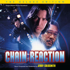 Chain Reaction - Deluxe Expanded Score - Limited 3000 - Jerry Goldsmith