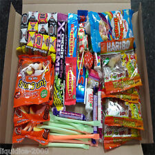 48 PIECE RETRO SWEETS GIFT BIRTHDAY SELECTION TREAT BOX HALLOWEEN TRICK TREAT