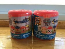 Lot Of 2 Paw Patrol Mashems Fashems Blind Bag Series 1