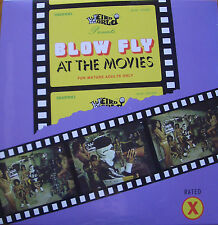 Blowfly At The Movies LP Weird Wolrd Clarence Reid Party Album Rudy Ray Moore