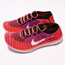New Nike Free RN Motion Flyknit Men's Running Shoes, Sz 10, 834584 600
