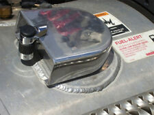 Peterbilt Motors Trucks Semi Truck Lock-On Guard Anti-Theft Fuel Cap Device