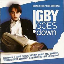 Original Motion Picture Soundtrack Igby Goes Down 13 Track Cd Album