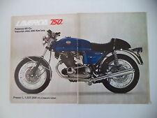 advertising Pubblicità 1973 MOTO LAVERDA 750 SF