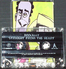 Doolally Straight From The Heart CASSETTE SINGLE UK Garage Shanks and Bigfoot