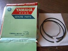 NOS 1978 Yamaha DT175 DT175E 0.75 3rd O/S Piston Rings 2A7-11610-30