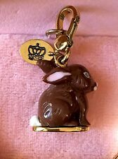 juicy couture charm Limited Editon Chocolate Bunny YJRU3742