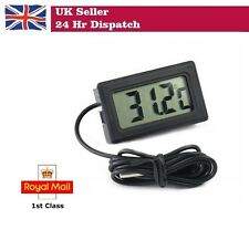 Digital LCD Thermometer Temperature Sensor for Refrigerator Freezer NEW