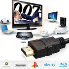 NEW 3FT Gold HDMI v1.4 Cable for Blu-Ray 3D HD TV DVD PS3 XBOX LCD HDTV 1080P