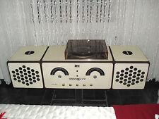 """Brionvega"""" rr 126 - fo-st """" colore bianco panna anni '60 originale e funzionante"""