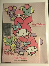 Rare Vintage Sanrio Original Japan My Melody Mixed Stationary Letter Set Lots!