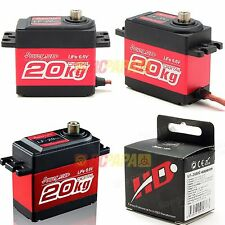 PowerHD 20KG High Torque Digital Servo (LF-20MG) for 1/10 1/8 RC Hobby Car 1pc