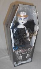 LDD living dead doll NYCC EXCLUSIVE * RESURRECTION MIDNUGHT RAIN * black