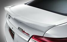 GENUINE TOYOTA CAR ACCESSORY ALL NEW VIOS 2014-2016 REAR SPOILER - WHITE COLOR