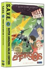 Project Blue Earth SOS: The Complete Series [S.A.V.E (2010, REGION 1 DVD New) WS