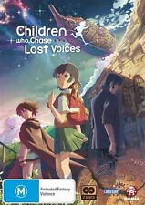 Children Who Chase Lost Voices (2 Discs) DVD NEW
