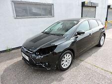 11 Ford Focus 1.6 TI-VCT Titanium Damaged Salvage Repairable Cat D