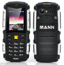 Rugged Tough GSM Mobile Phone: IP67 Waterproof + DustProof + Shockproof Rating