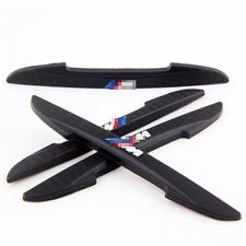 4 Pcs New Car Door Protector Door Side Edge Protection Guards Stickers For BMW