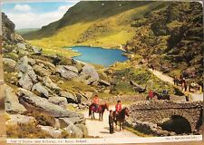 Irish Postcard GAP OF DUNLOE Killarney Kerry Ireland E Nagele John Hinde 2/6