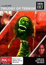 TRILOGY OF TERROR (1975 Dan Curtis)  - DVD - UK Compatible