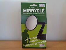 """NEW Mountain Mirrycle 3"""" Convex Mirror~Hybrid Mountain Recumbent Bike~Ships FREE"""