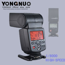 YONGNUO YN-568EX II TTL HSS 1/8000 Flash Speedlite 568EXII for Canon + diffuser