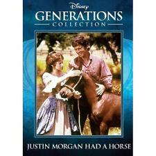 Justin Morgan Had a Horse DVD Disney 1972 Don Murray (MOD)