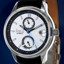 "Brand New Arbutus™: New York ""Rockefeller"" Series, Automatic Power Reserve Watch"