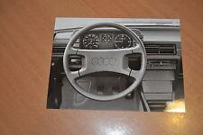 PHOTO DE PRESSE ( PRESS PHOTO ) Audi 80 SC de 1984 AU426