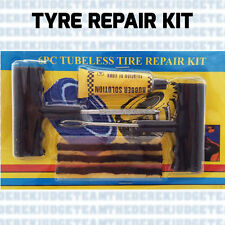 Emergency Car Tyre Puncture Repair Kit Van Tubeless DIY GREAT VALUE