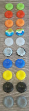 2x cover bouton stick thumb grip caps PS3 PS4 Xbox One 360 analog controller