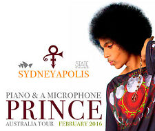 Prince - SYDNEYAPOLIS - Piano & A Microphone Australia Tour 4CD - ( ô ) Records