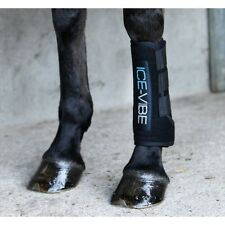 NEW Ice Vibe Circulation Therapy Boot - Black - Full
