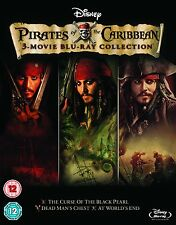 Pirates of the Caribbean Trilogy (DVD - DISCS ONLY)